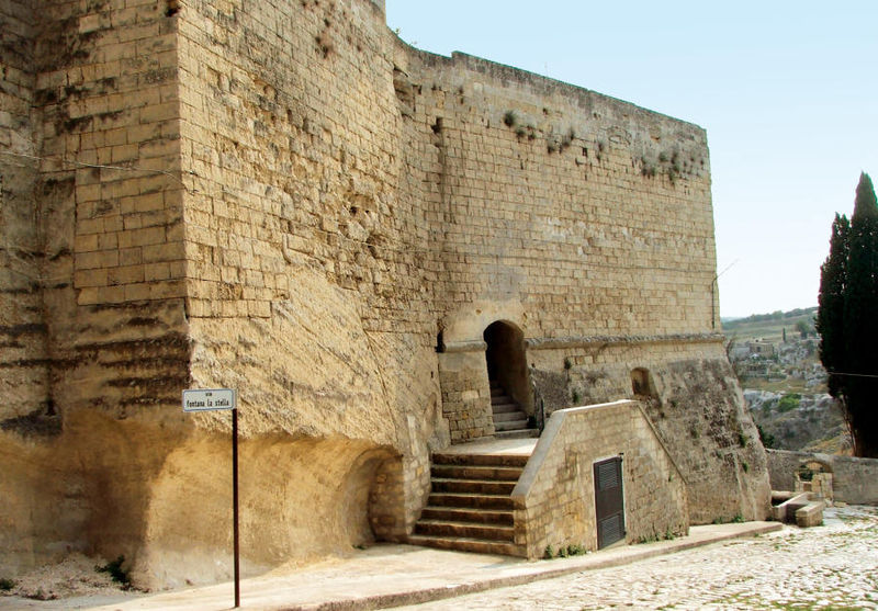 Bastione-Medievale